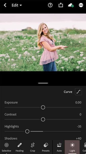 How to Use Lightroom App