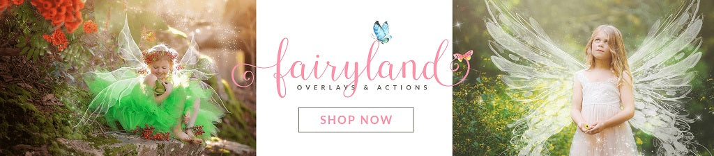 Fairy Wing Overlays