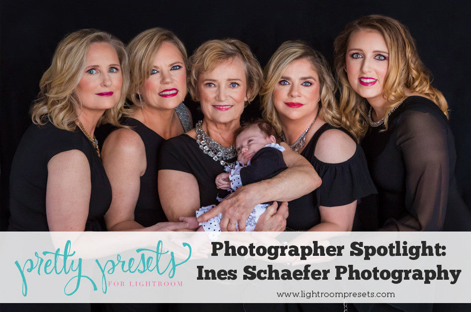 Pretty Presets for Lightroom Photographer Spotlight Ines Schaefer