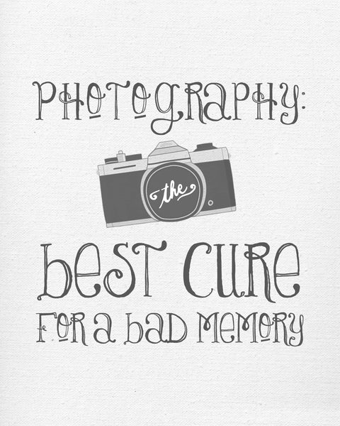 Inspirational Printable for Photographers