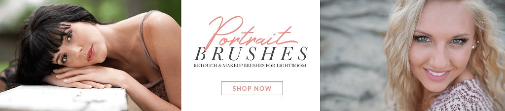 Lightroom Portrait Brushes