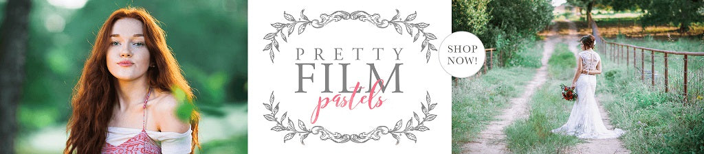 Pastel Film Lightroom Presets
