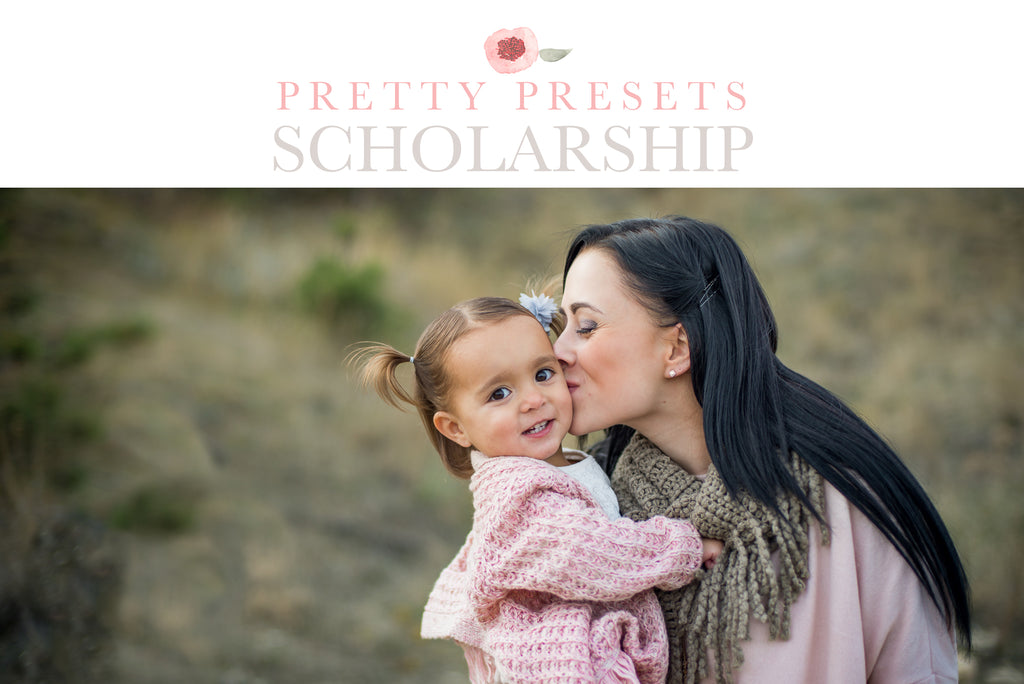 Pretty Lightroom Presets Scholarship Program
