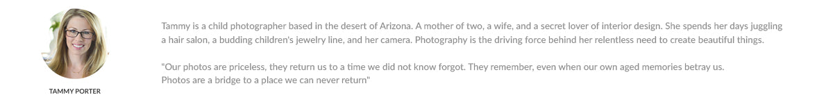 Tammy Porter Arizona Children's Photographer