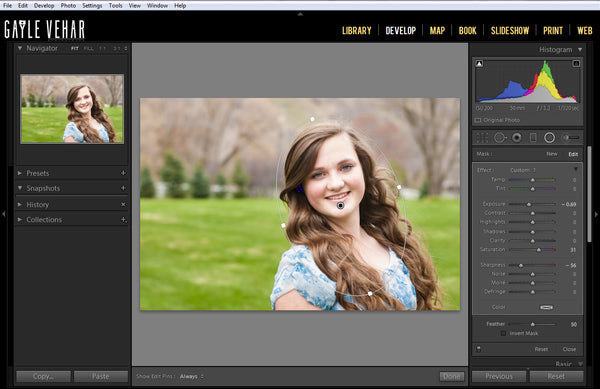 The New Lightroom 5's 4 Big Features