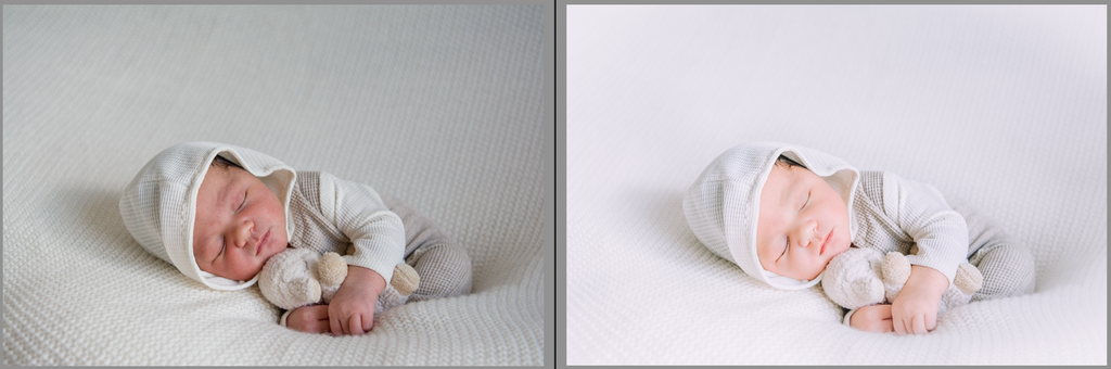 Editing Newborns with the Bella Baby Complete Workflow for Lightroom