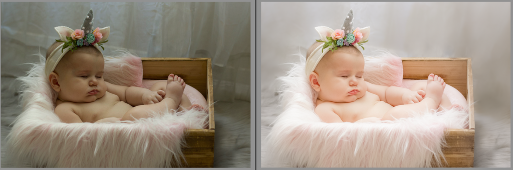 Editing Newborns with the Bella Baby Complete Workflow