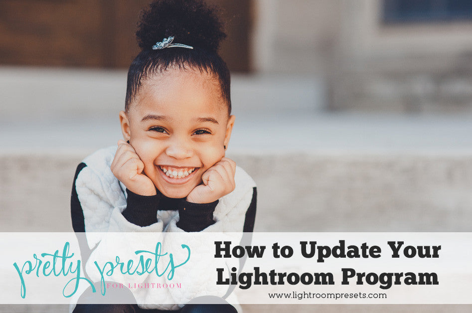 How to Update Your Lightroom Program