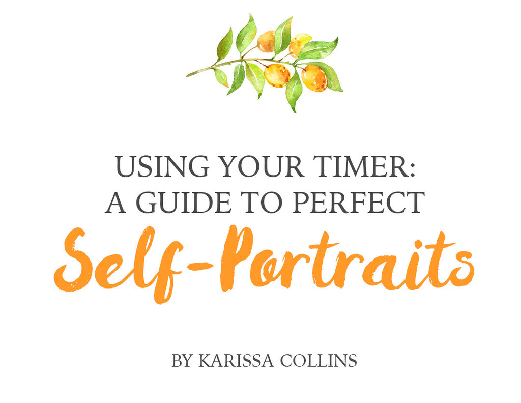 Using Your Timer: A Guide To Perfect Self-Portraits