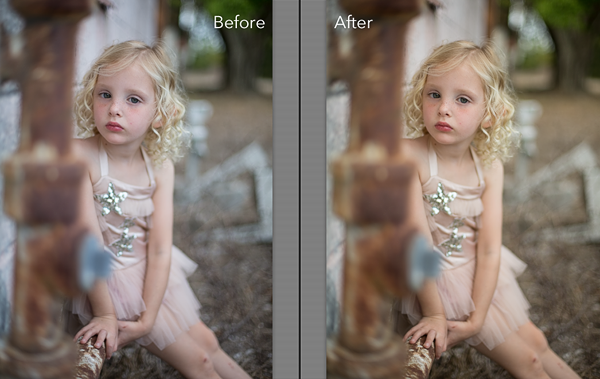 Perfect White Balance in Lightroom