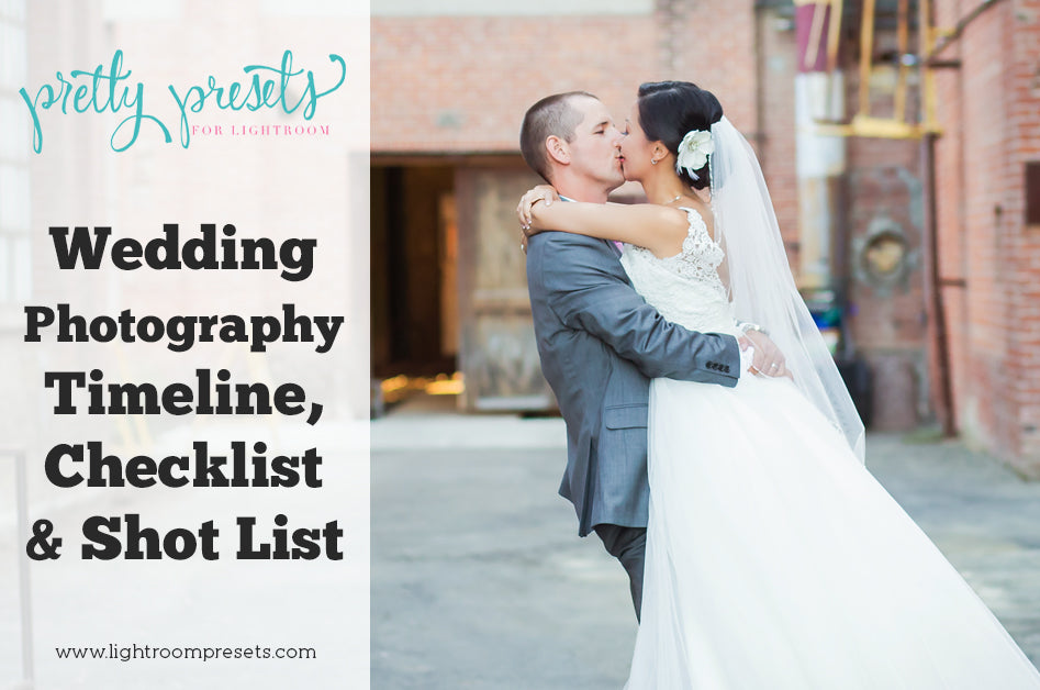 picture about Wedding Photography Checklist Printable named Marriage Images Listing Shot Listing (in addition No cost PDF