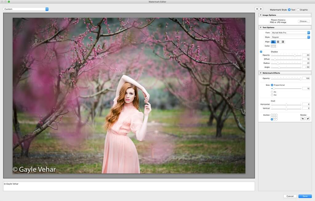 4 Easy Steps to Create and Add a Watermark in Lightroom – Pretty
