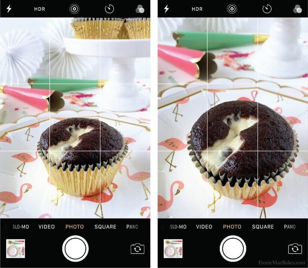 How to Photograph Food with Iphone