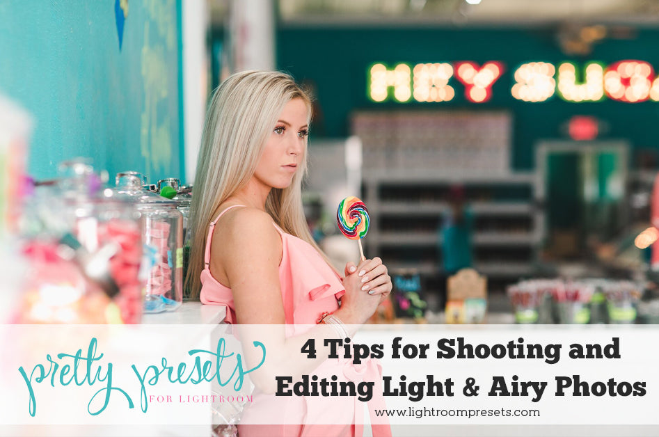 Light and Airy Photography