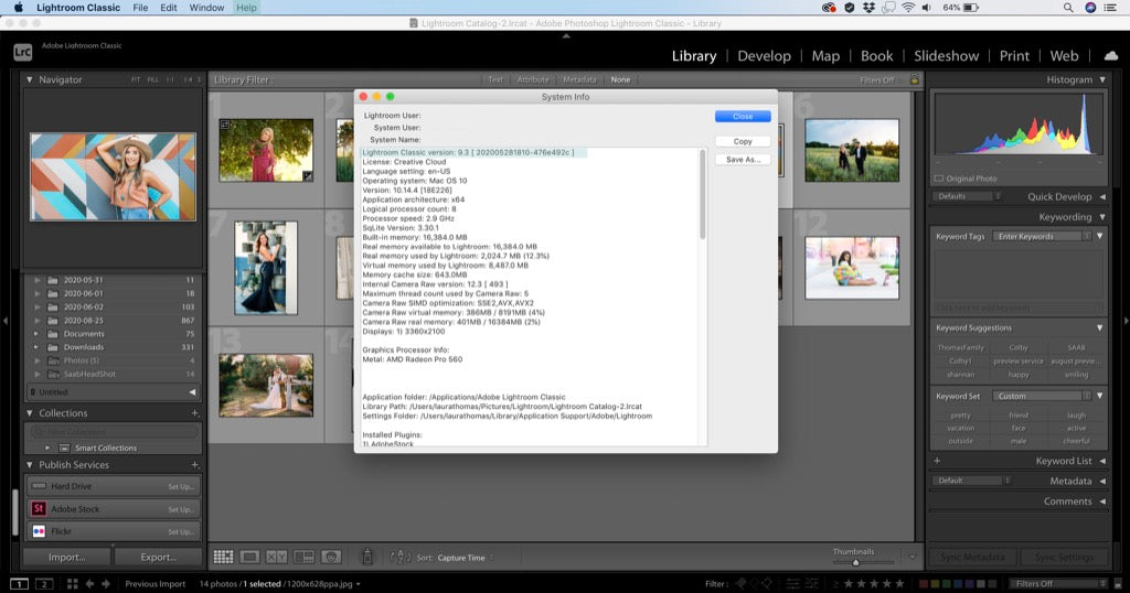 Lightroom Versions are Confusing