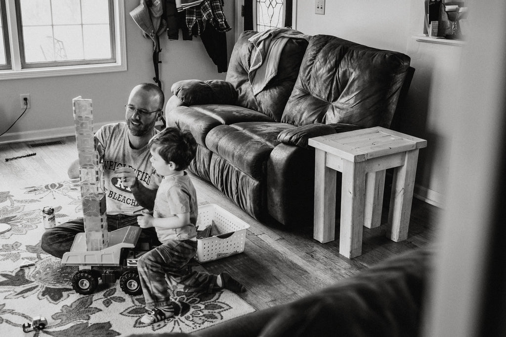How Your Home Can Inspire Your Photography: Re-See The People