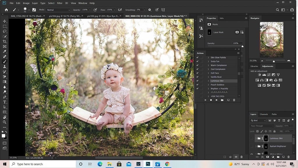 How to Add Fairies in Photoshop