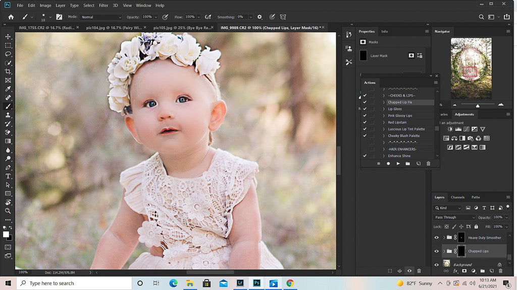 How to Edit Fairy Photo in Photoshop