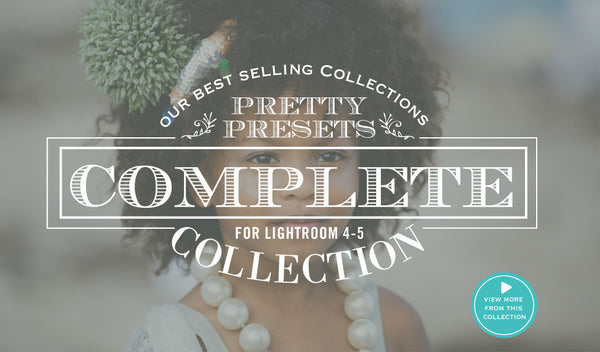 Lightroom Presets Complete Collection