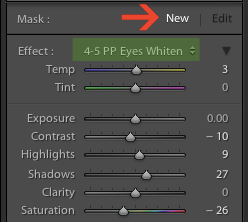 How to Whiten Eyes and Teeth in Adobe Lightroom
