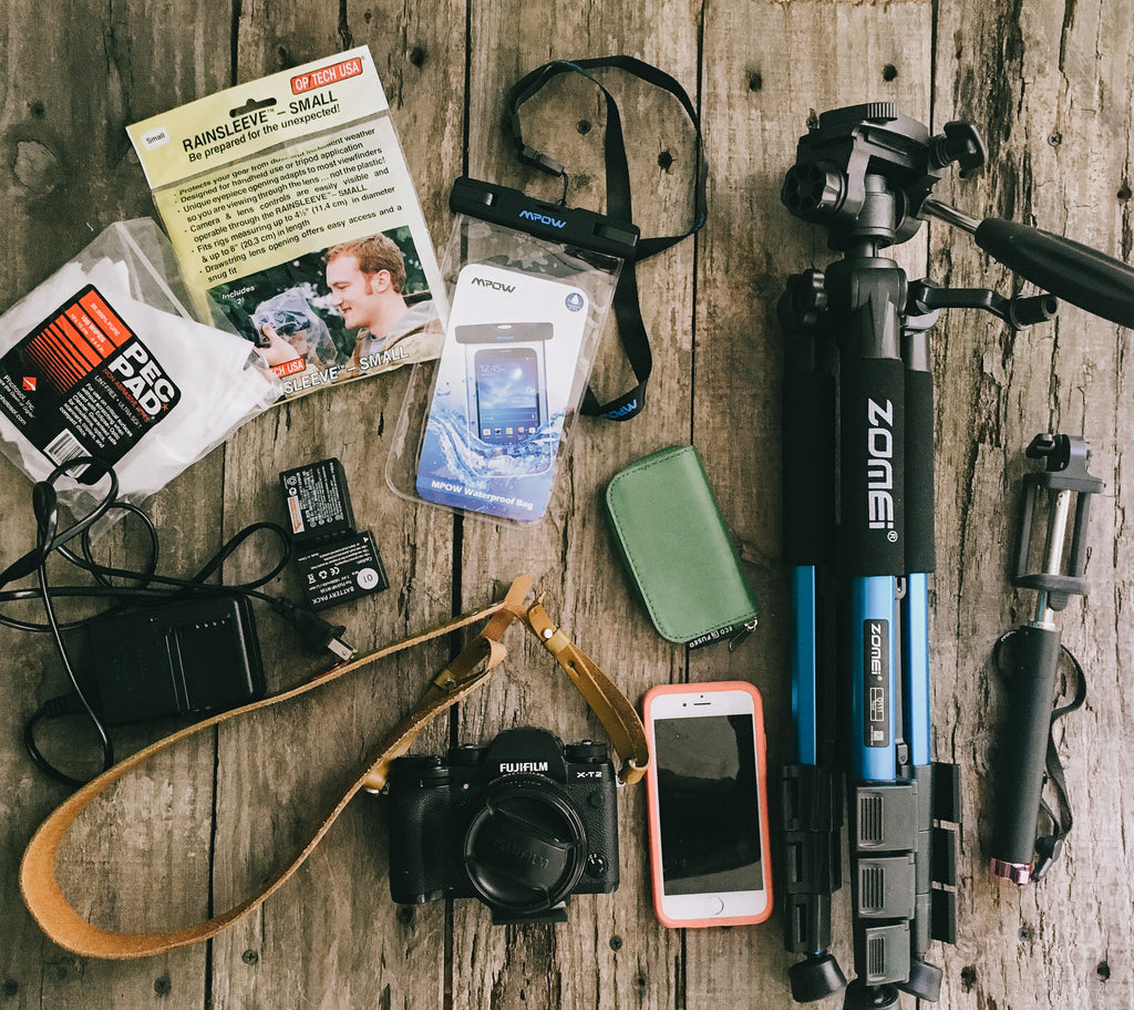 Photography Gear to Pack for your next family adventure