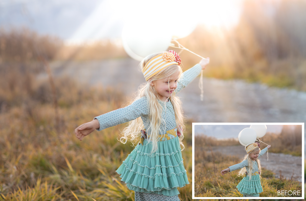 How to Layer Lightroom Presets Using the Luminous Collection