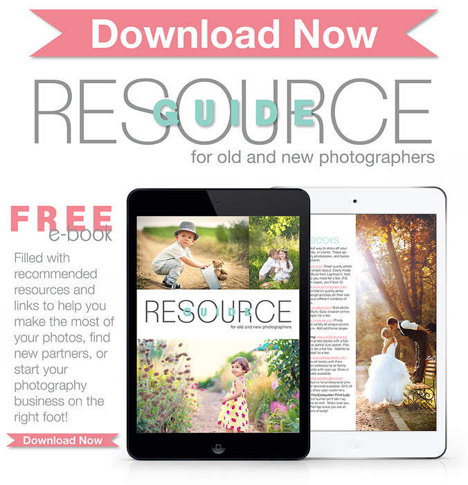 Free Resource Guide for Photographers