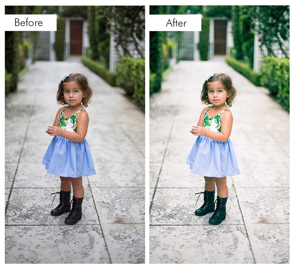 Presets For Children and Family Photography