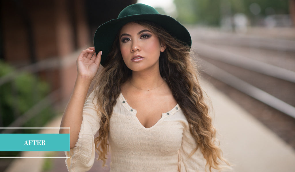 Perfect Portrait Workflow Bundle
