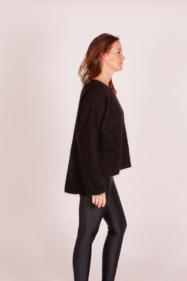 SWEATER LEONOR MOHAIR