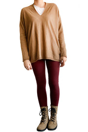 SWEATER SCOLLO V
