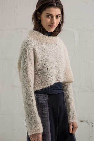 Voz AW15 - Cropped Sweater