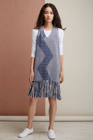 Voz SS16 Look 14 - Zig Zag Shift Dress