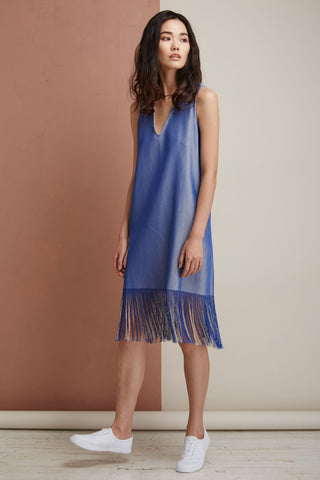 Voz SS16 Look 6 - Fringe Dress