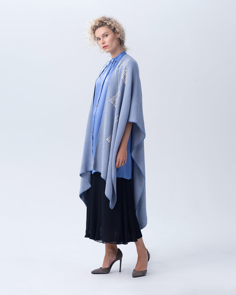 Copihue Duster in Pima Cotton