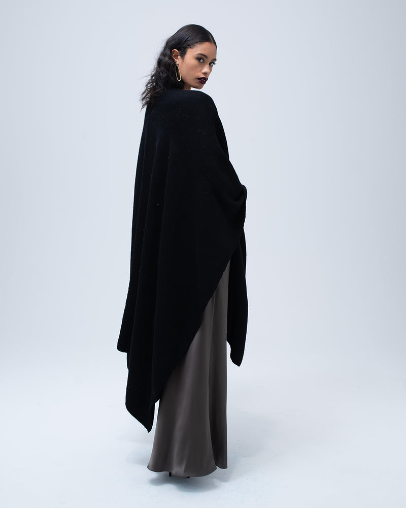 Long Merino Duster