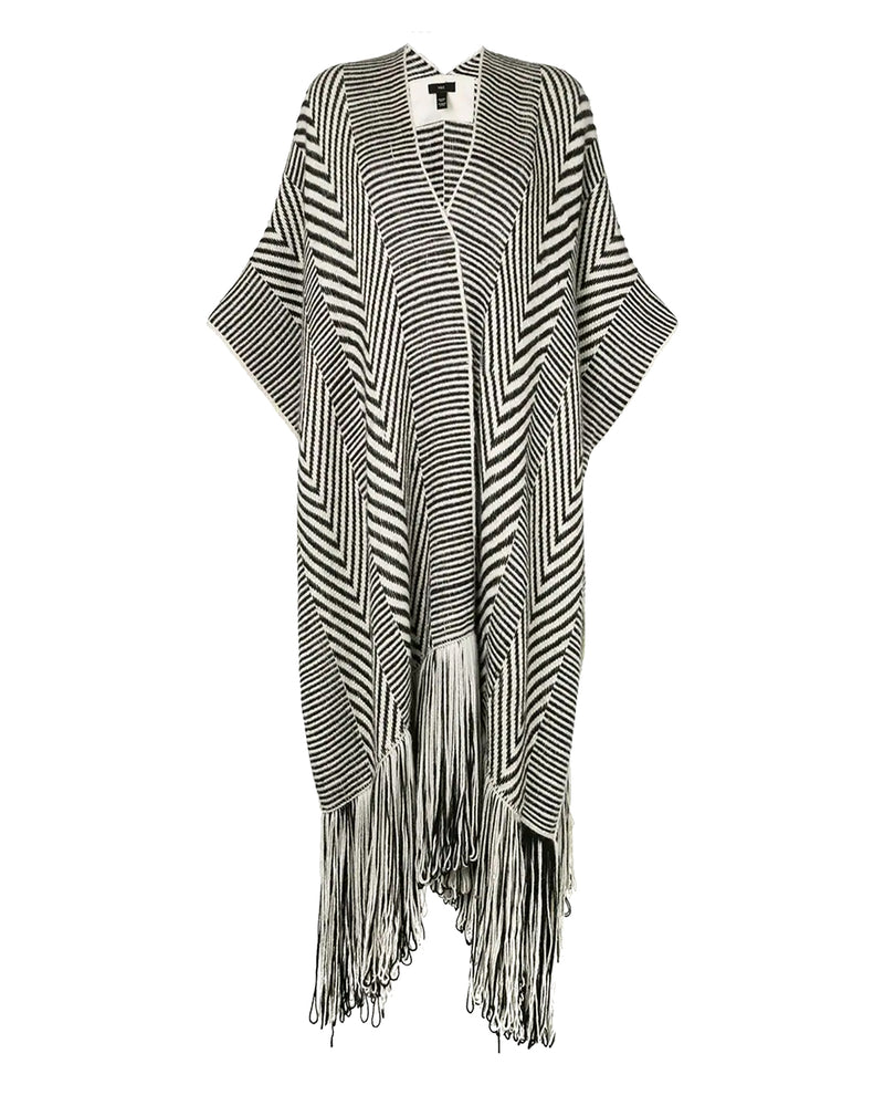 Chevron Duster Fringe