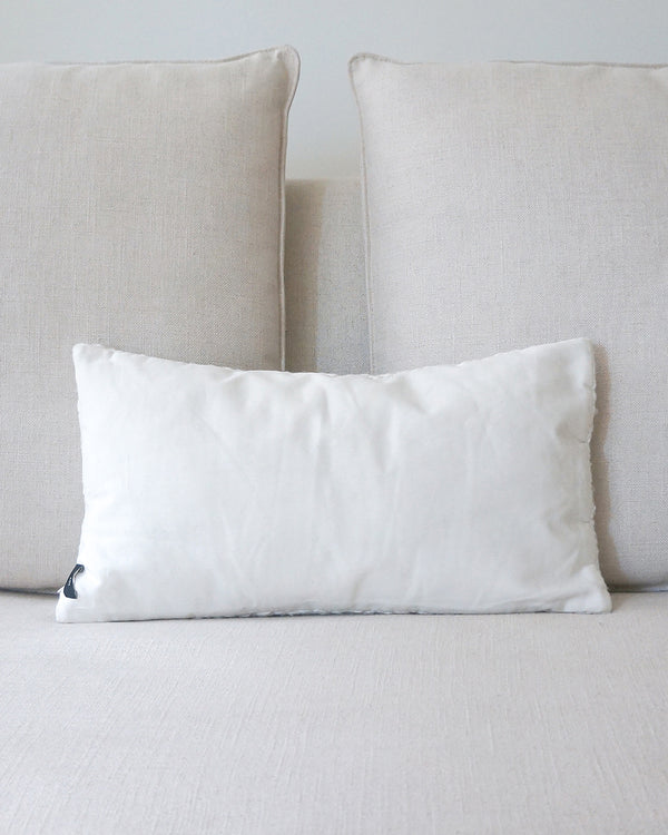 Chunky Flamme Lumbar Pillow