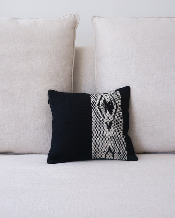 "Diagonal Square Pillow 12"" x 12"""