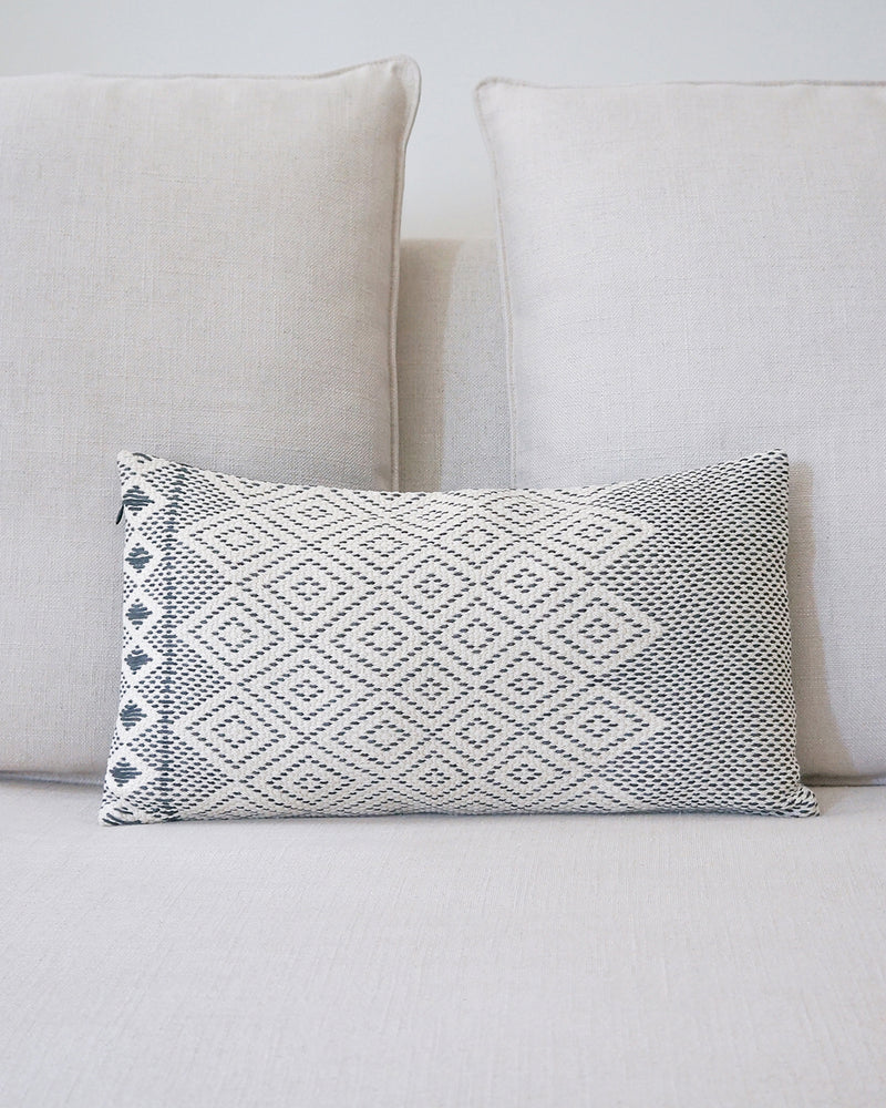Diamantito Cotton Lumbar Pillow
