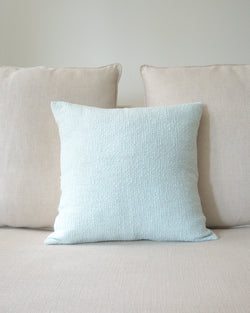 Flammé Euro Pillow in Baby Blue