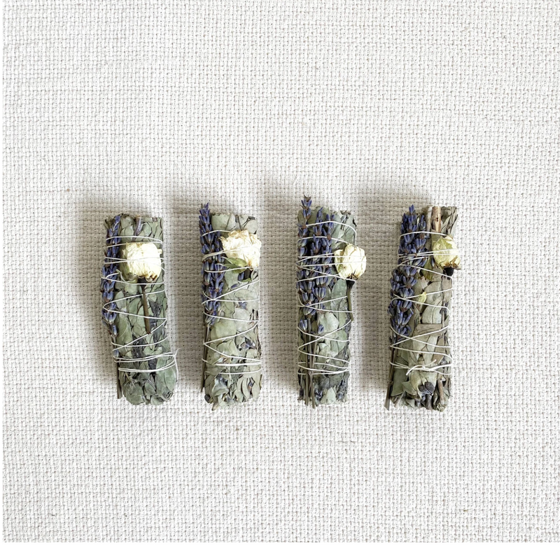 Catherine Rising - Small Eucalyptus and Lavender Bundle