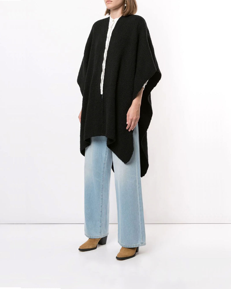 Short Flammé Duster