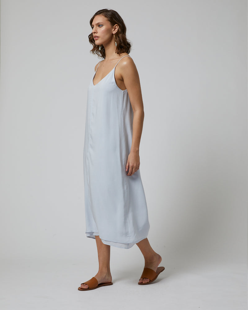 Double Layer Cami Dress