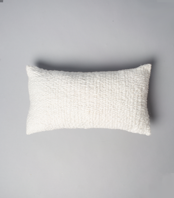 Chunky Flammé Lumbar Pillow