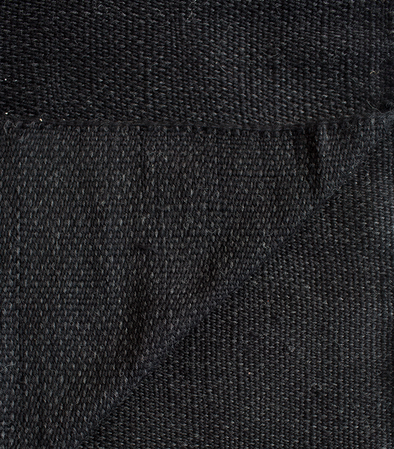 Lineas Blanket Charcoal
