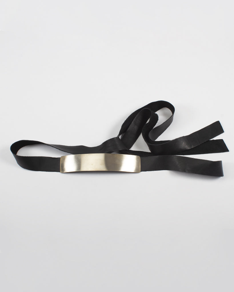 Plated Belt
