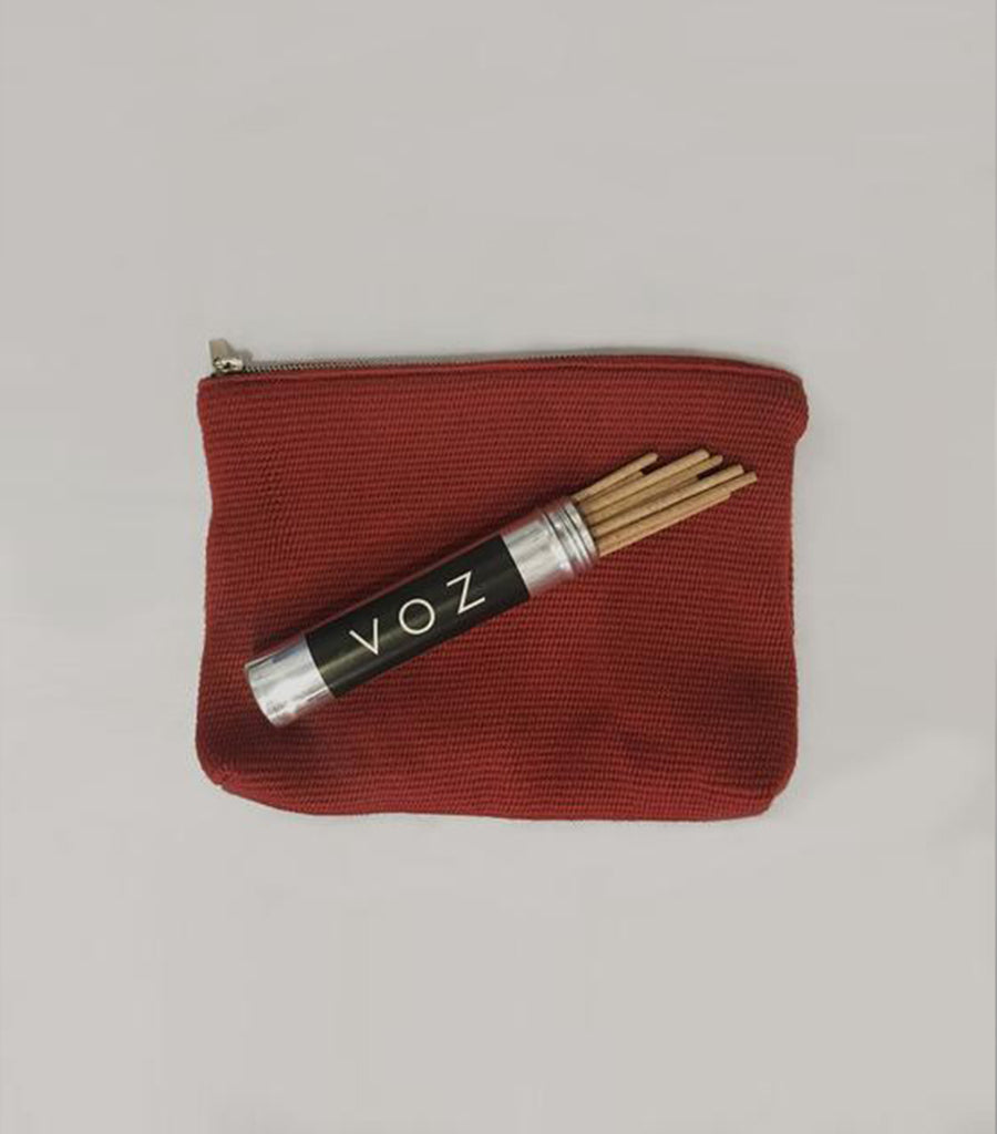 VOZ x Eileen Harcourt Incense and Pouch Set
