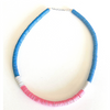 Bethany Surfer Disk Necklace