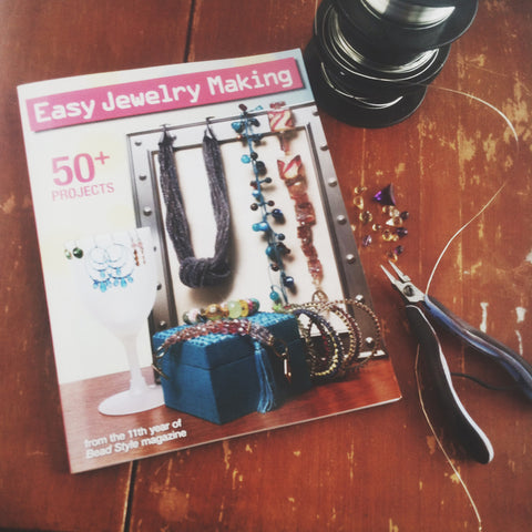 Easy Jewelry Making book from Kalmbach Publishing